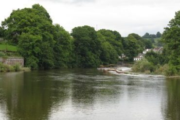 Newport Ship was found in the riverbed of River Usk.