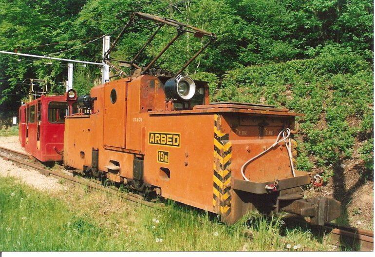 Industry and Railway Park Fond-de-Gras