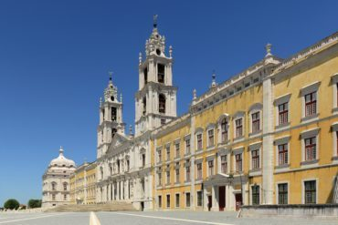 Mafra National Palace hosted the inaugural concert on the 2nd of February.
