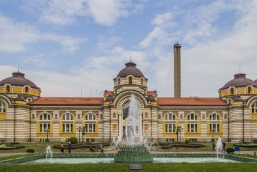 Regional Museum of History in Sofia was previously a bath whose function has been cause for controversy.