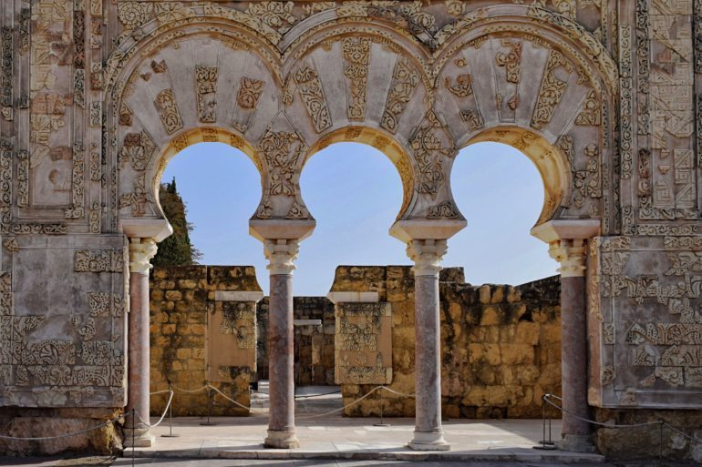 "Medina Azahara means the ""City of Brilliance"""
