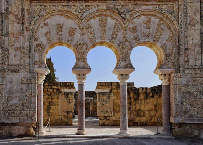 """Medina Azahara means the """"City of Brilliance"""""""