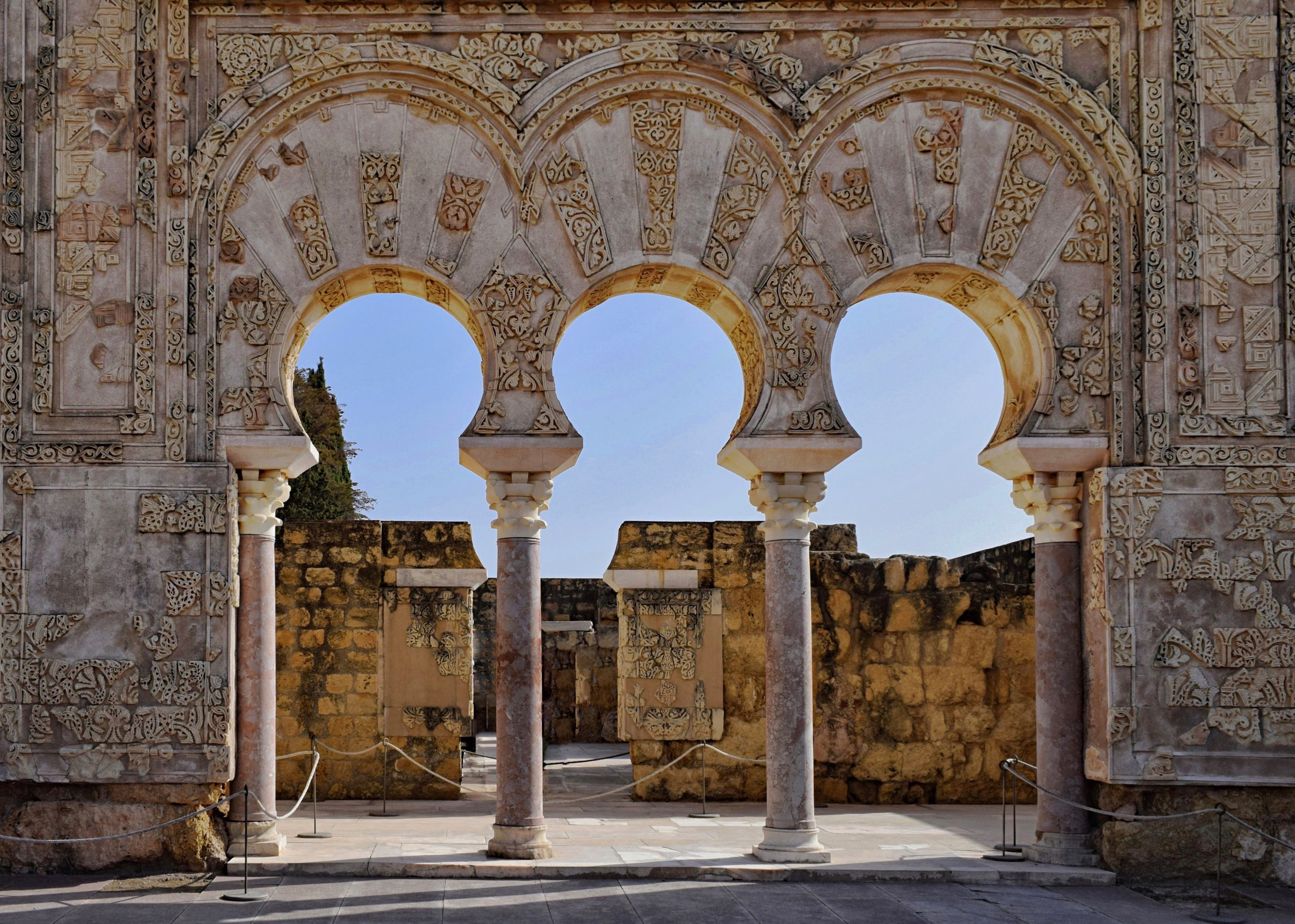The Lost Gateway Of Fabled Medina Azahara Unearthed In