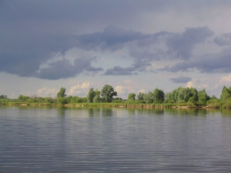 Pripyat River is one of the least spoilt waterways in Europe.