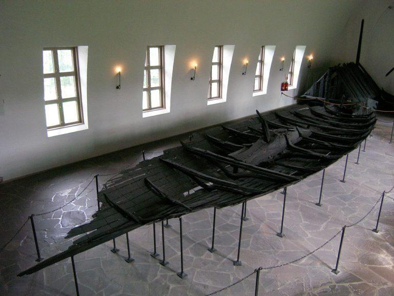 Tune Ship gibt einen Einblick in das Leben der nordischen Gesellschaft.