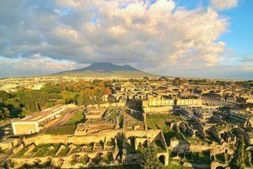 Pompeii is now a UNESCO World Heritage Site.