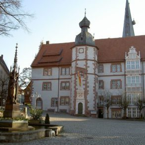 Alfeld is a town in Lower Saxony, Germany located by the Leine river.