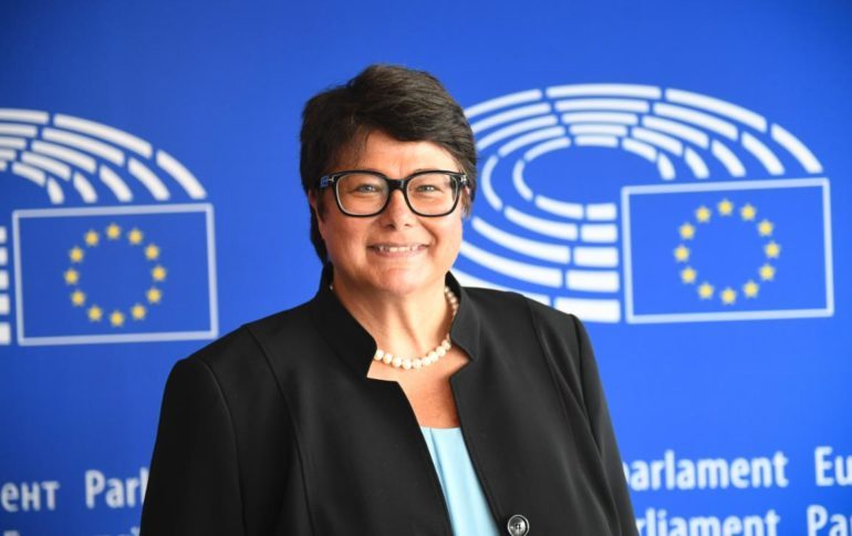Sabine Verheyen, chair of the European Parliament Committee on Culture and Education