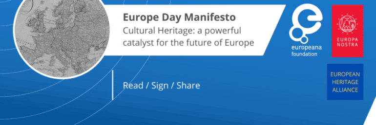 Europe Day Manifesto
