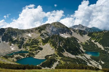A view of Pirin National Park.