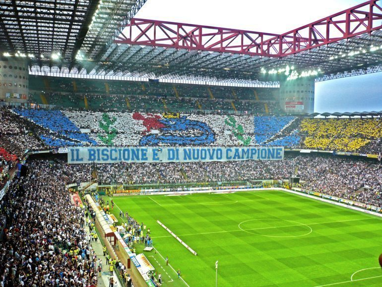 San Siro has been the backdrop for many historic football matches and music concerts.