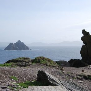 Skellig Michael, a UNESCO World Heritage Site is being adapted to reduce the vulnerability of the site since the increased footfalls due to its use in Star Wars.