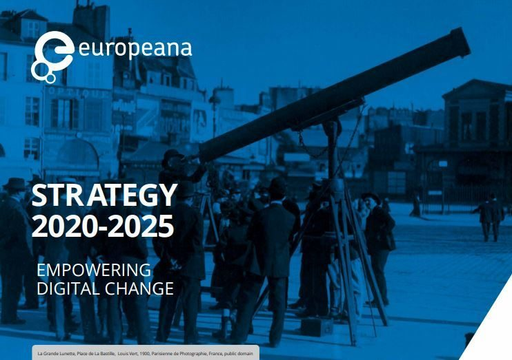 Europeana Strategy 2020-2025