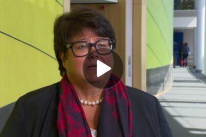 Committee Chair Sabine Verheyen in a video statement following the debate