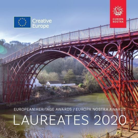 Magazine on the European Heritage Awards / Europa Nostra Awards Laureates 2020