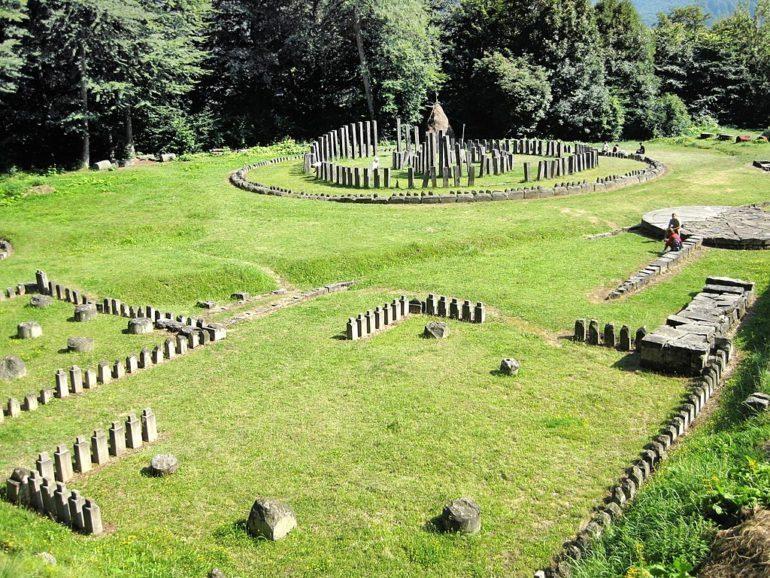 Sarmizegetusa Regia is a UNESCO World Heritage Site.