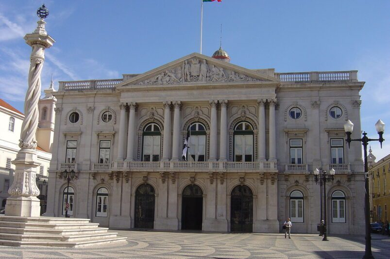 Lisbon City Hall, Portugal