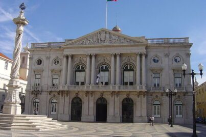 The City Hall houses the Municipal Chamber of Lisbon, the Mayor and staff of over 100 people.