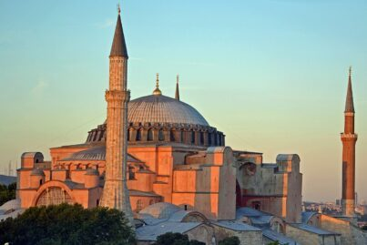 Hagia Sophia has been a museum since 1935.