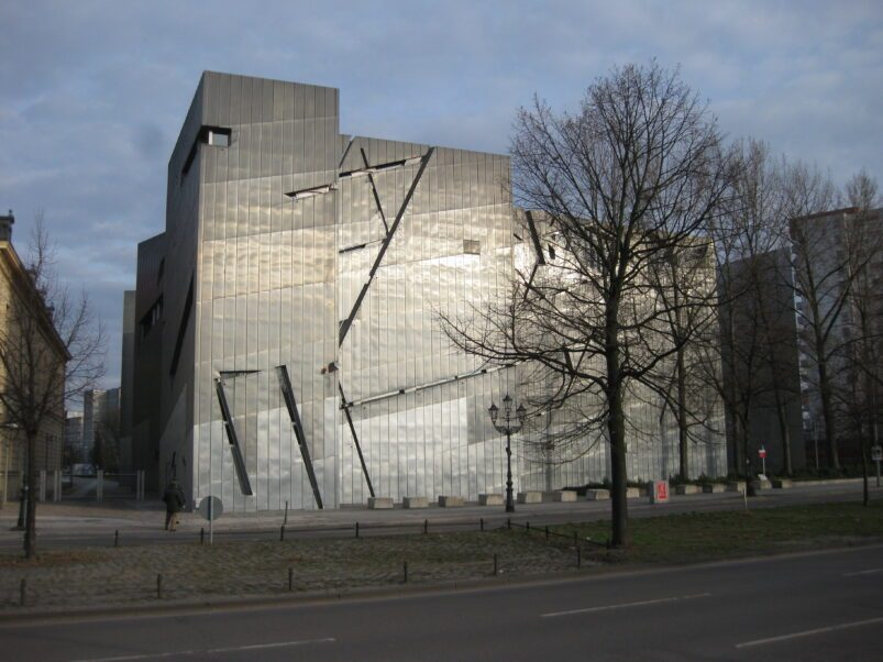 Jewish Museum, Berlin, largest in Europe.