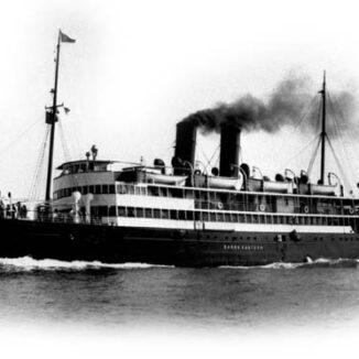 The Baron Gautsch in 1913