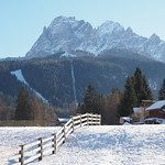 Italian Dolomites in the Alps