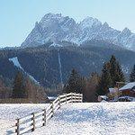 Italian Dolomites in the Alps