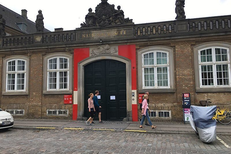 National Museum of Denmark, Copenhagen.