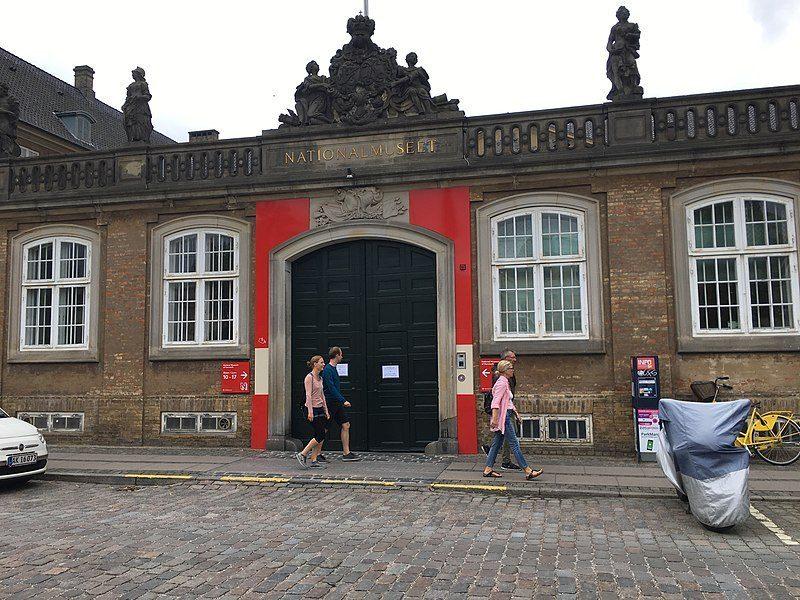 Musée national du Danemark, Copenhague.