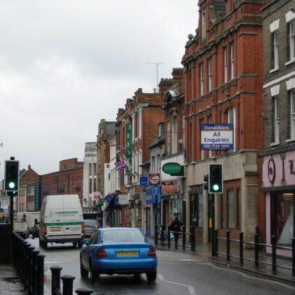 High Street, Bedford