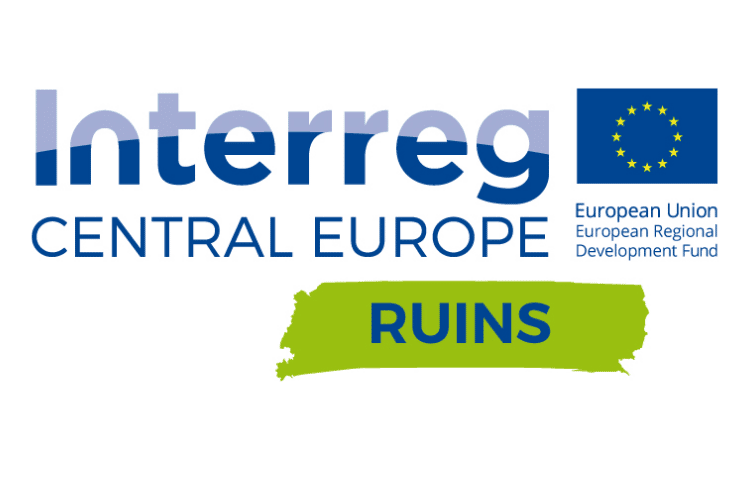 Interreg project. Ruins