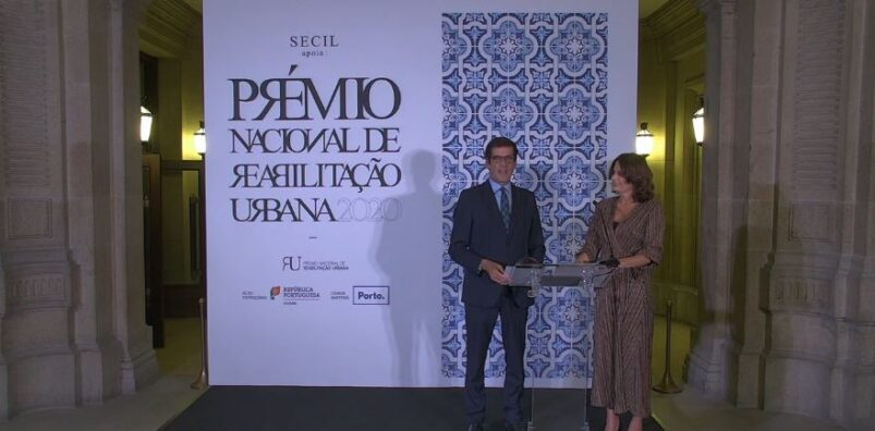 The Portuguese National Urban Rehabilitation Awards