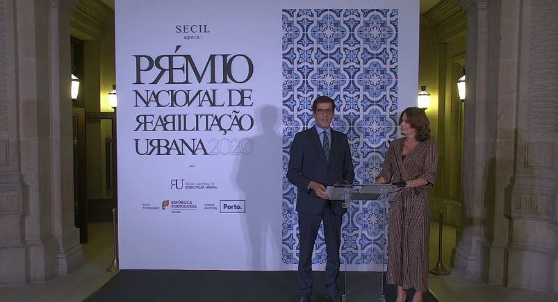 The Portuguese National Urban Rehabilitation Awards