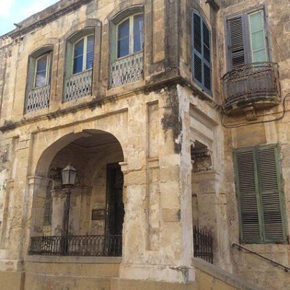 Villa Guardamangia, Malta