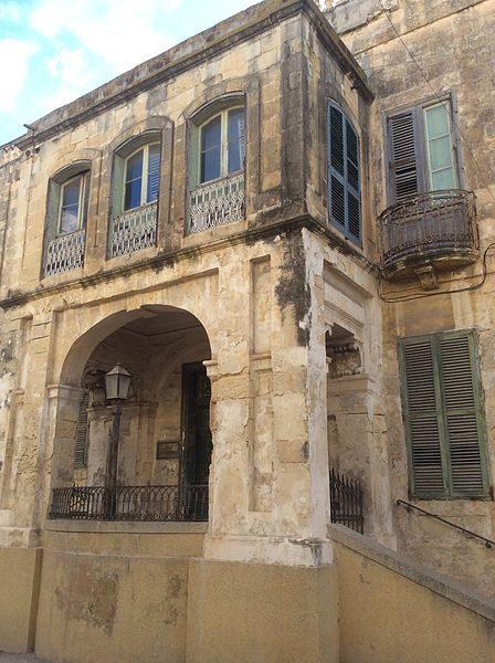 Villa Guardamanga, Malta