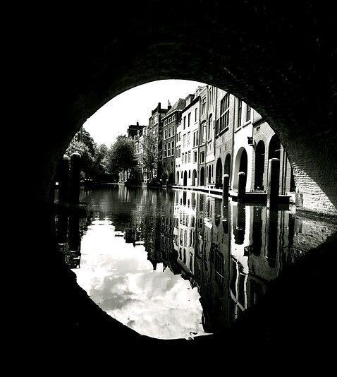 Canale di Utrechtse, Paesi Bassi.
