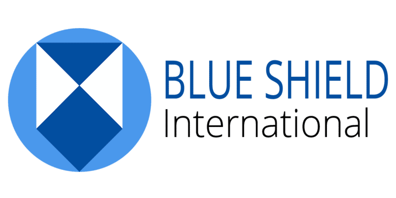 Logo Bouclier bleu