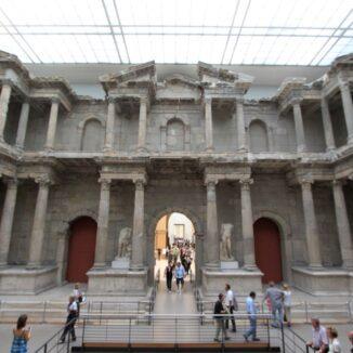 Pergamon Museum in Berlin.