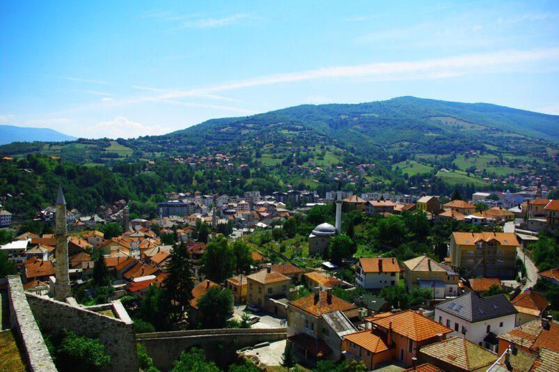 Travnik in Bosnia and Herzegovina