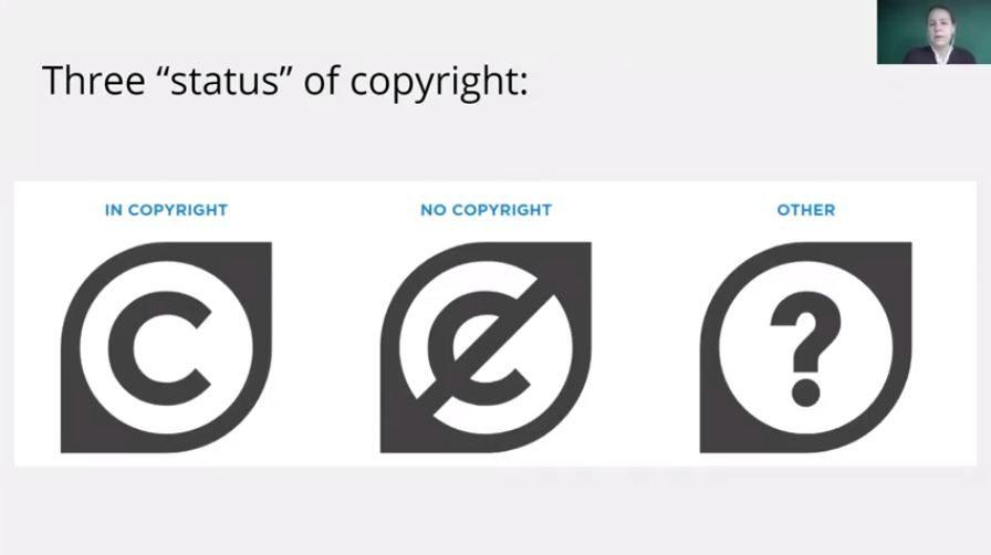 Presentation on copyright