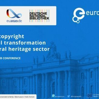 Europeana conference under the German Presidency