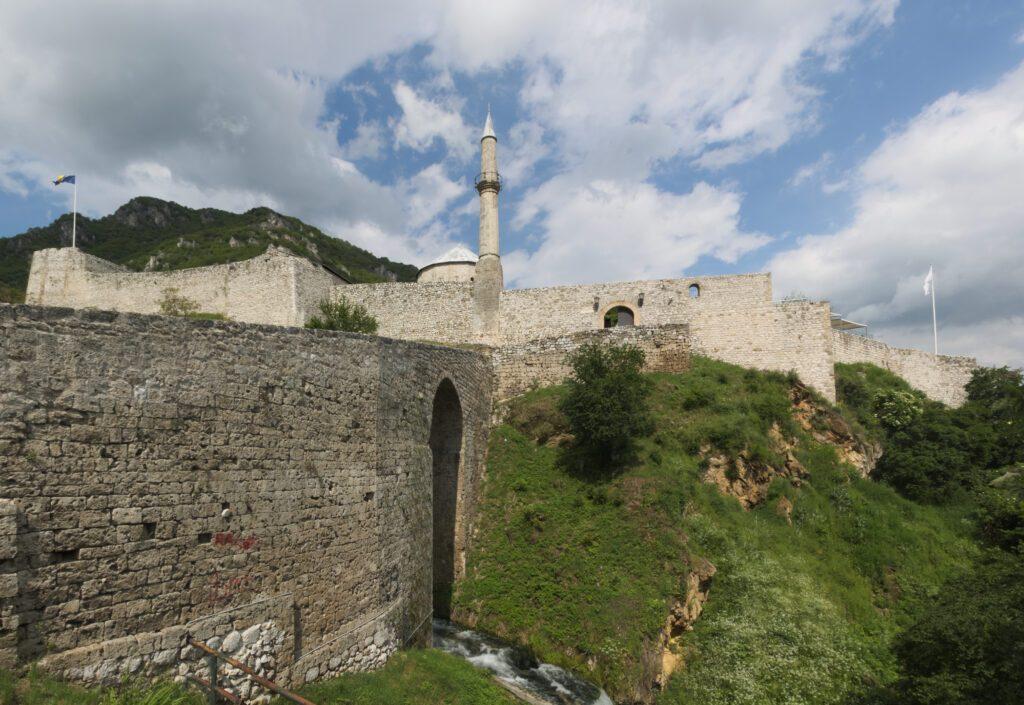 The Travnik Fortress