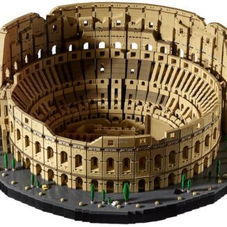 Colosseum LEGO set will be launched on November 27th..