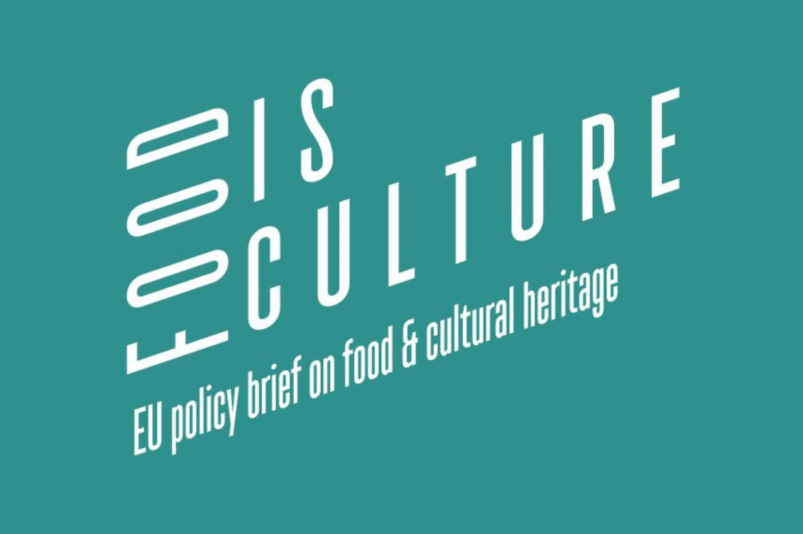 Joint policy brief on food and cultural heritage