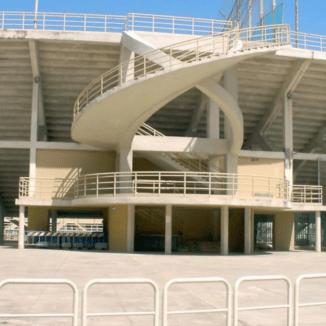 Stadio Artemio Franchi in Florence, Italy