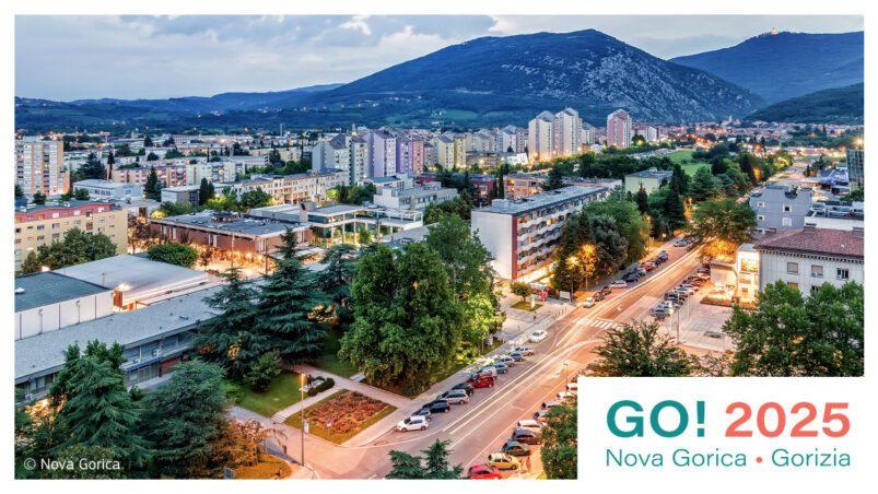 Nova Gorica to be the European Capital of Culture 2025 in Slovenia