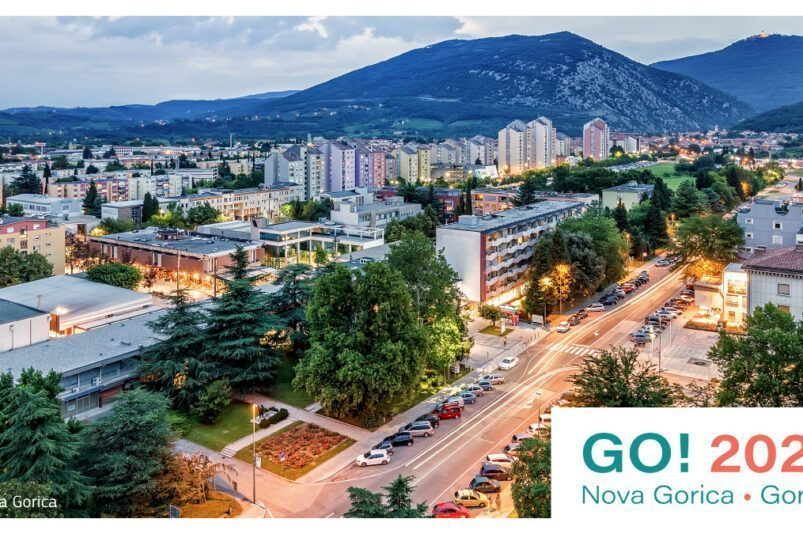 Nova Gorica to be the European Capital of Culture 2025 in Slovenia