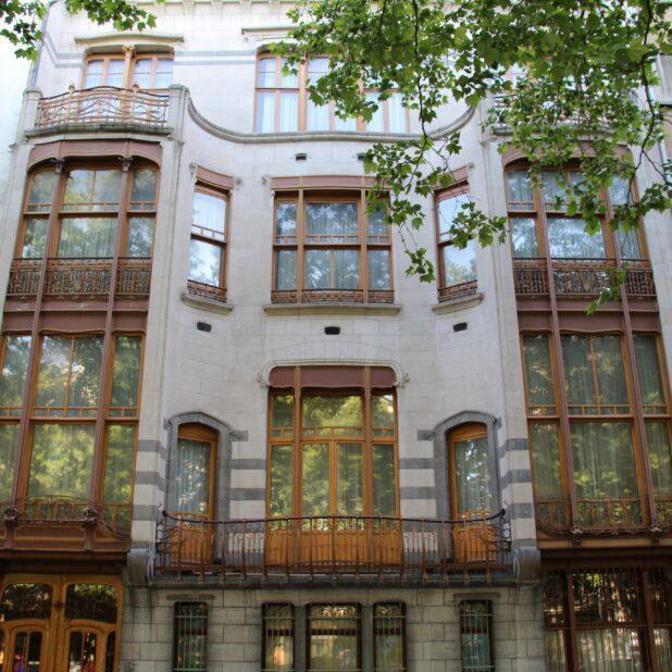 Hotel Solvay a Bruxelles, Belgio