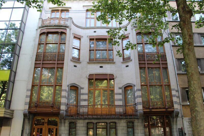 Hotel Solvay in Brussels, Belgium