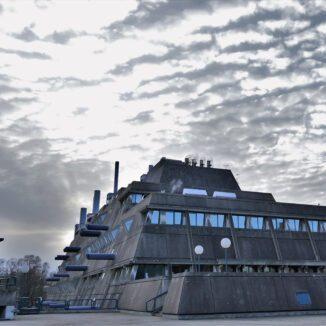 Mouse Bunker in Berlin, Germany